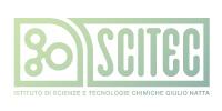 """Istituto di Scienze e Tecnologie Chimiche """"Giulio Natta"""" (SCITEC)"""